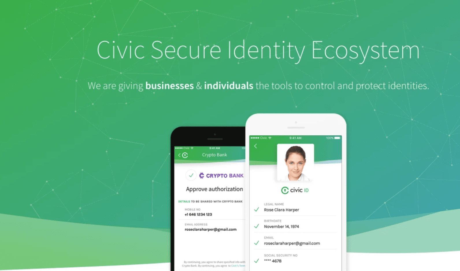 Complete KYC Verification Instantly with Civic App