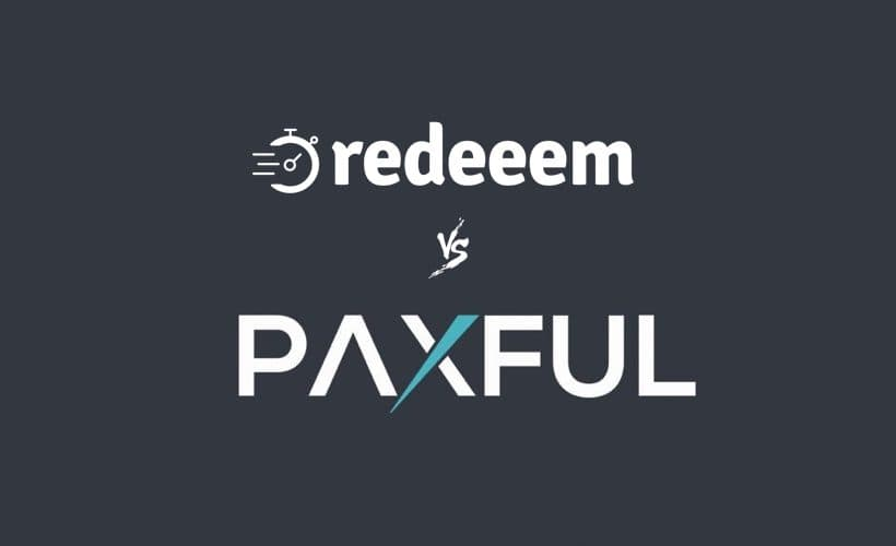 7 Ways Redeeem Differs from Paxful for Trading Gift Cards