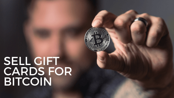Top 5 Reasons to Sell Gift Cards for Bitcoin