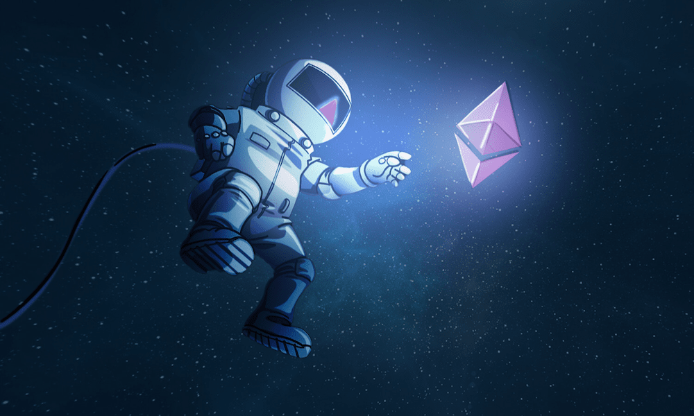 Ethereum hashrate hits all-time high, up 80% in 2020