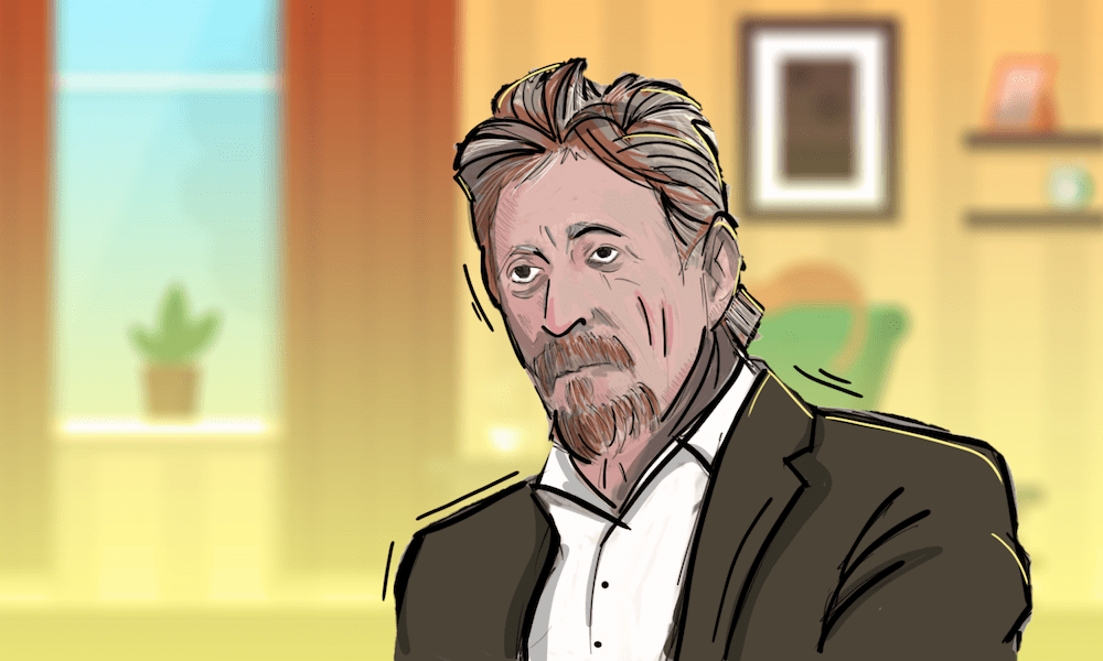 John McAfee arrested in Spain, faces 30 years in prison for tax evasion