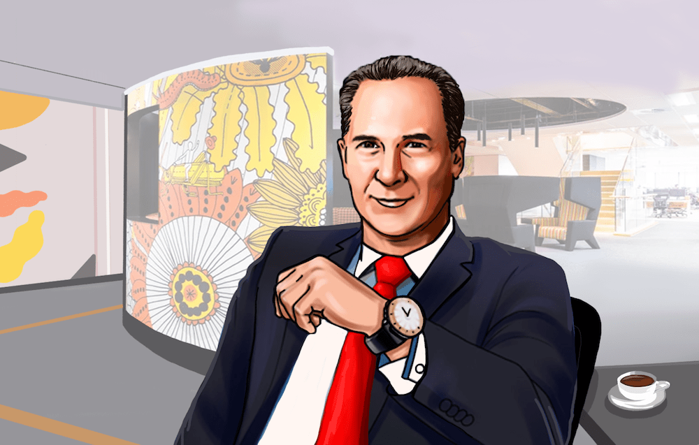 Bitcoin skeptic Peter Schiff is under investigation by tax authorities in five countries