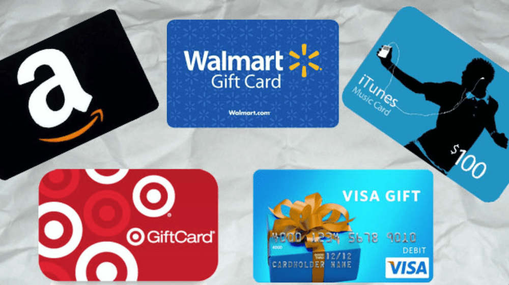 Master List of Discount Gift Card Retailers