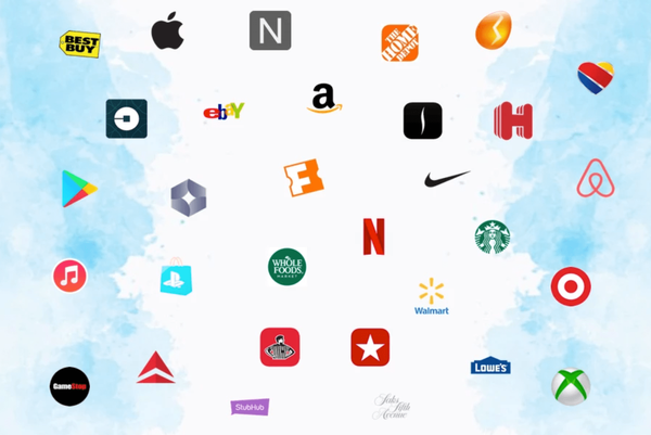 Redeeem Now Accepts Over 30 Gift Card Brands