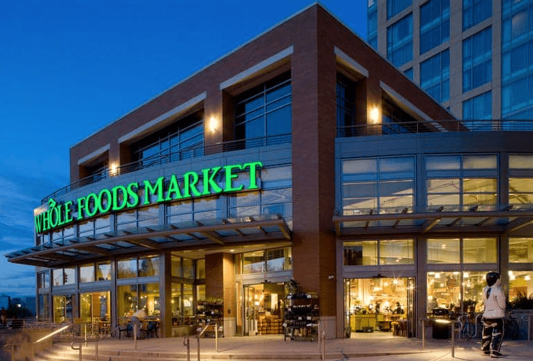 Save 20% at Whole Foods using Amazon Gift Cards