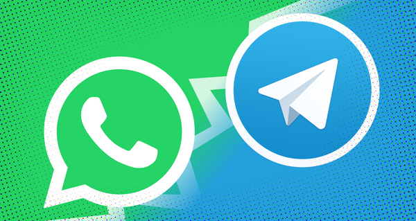 Comparing Telegram vs WhatsApp