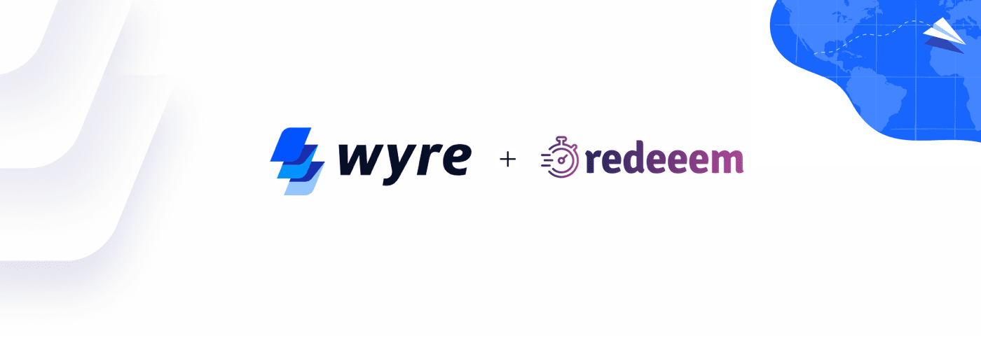 Buy Bitcoin with Apple Pay or Debit Card using Wyre API and Redeeem