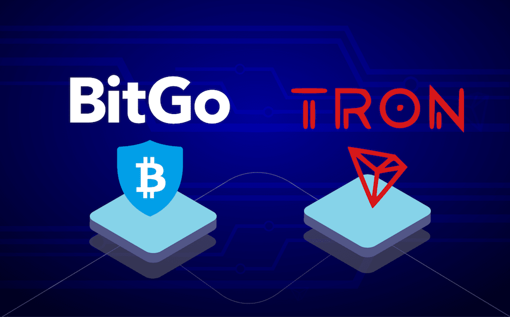 BitGo's Wrapped Bitcoin (WBTC) will be tokenized on Tron (TRON) ecosystem