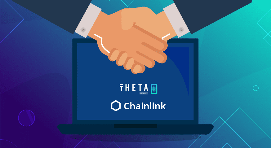 Theta (THETA) integrates with Chainlink (LINK) to tackle $19 billion video ad fraud market