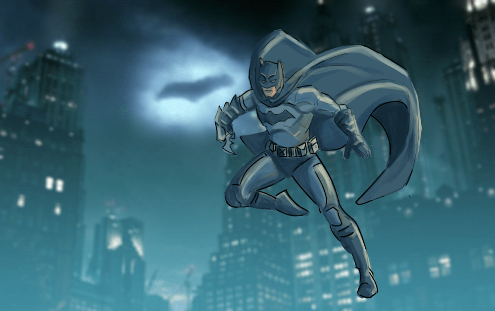 Batman NFT digital art collection sells for over $200,000 in Ether