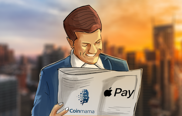 Coinmama now accepts Apple Pay to buy bitcoin faster and easier