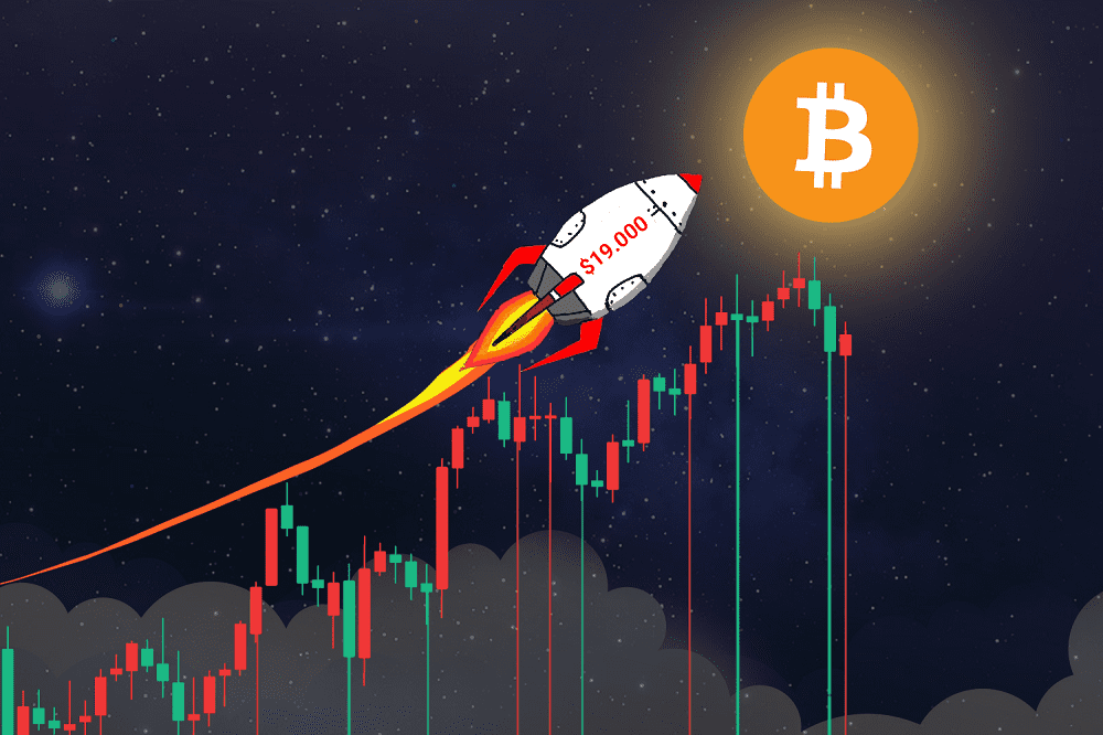 Bitcoin bulls are holding $19,000 as institutions keep pushing prices up
