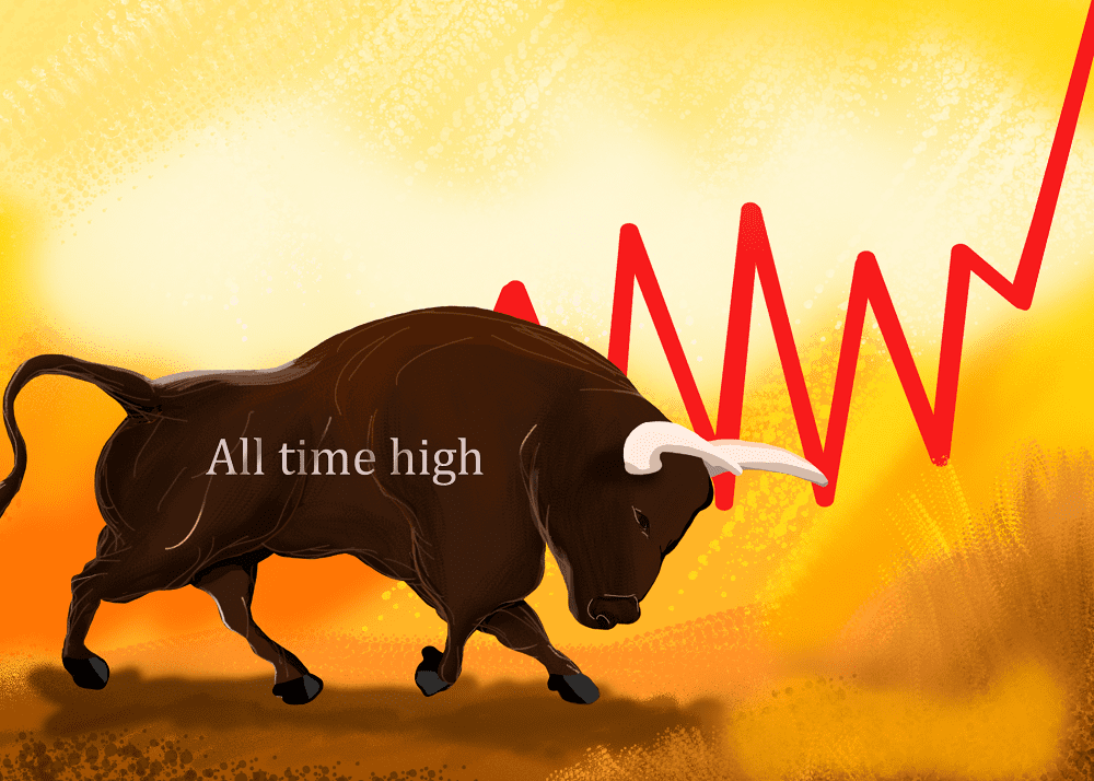 Bitcoin hits all-time high at $19,900 as bulls feast on Thanksgiving prices