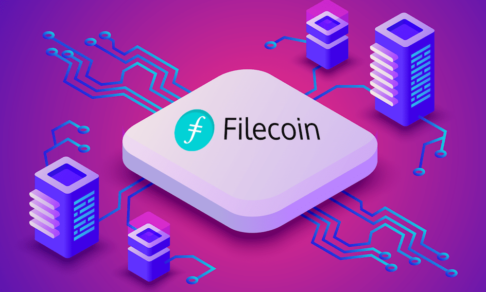 Filecoin's (FIL) vesting schedule and side lending market is threatening its storage capacity