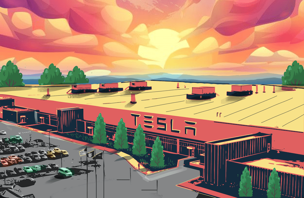LibertyX confirms three Bitcoin ATMs are operational at Tesla factories