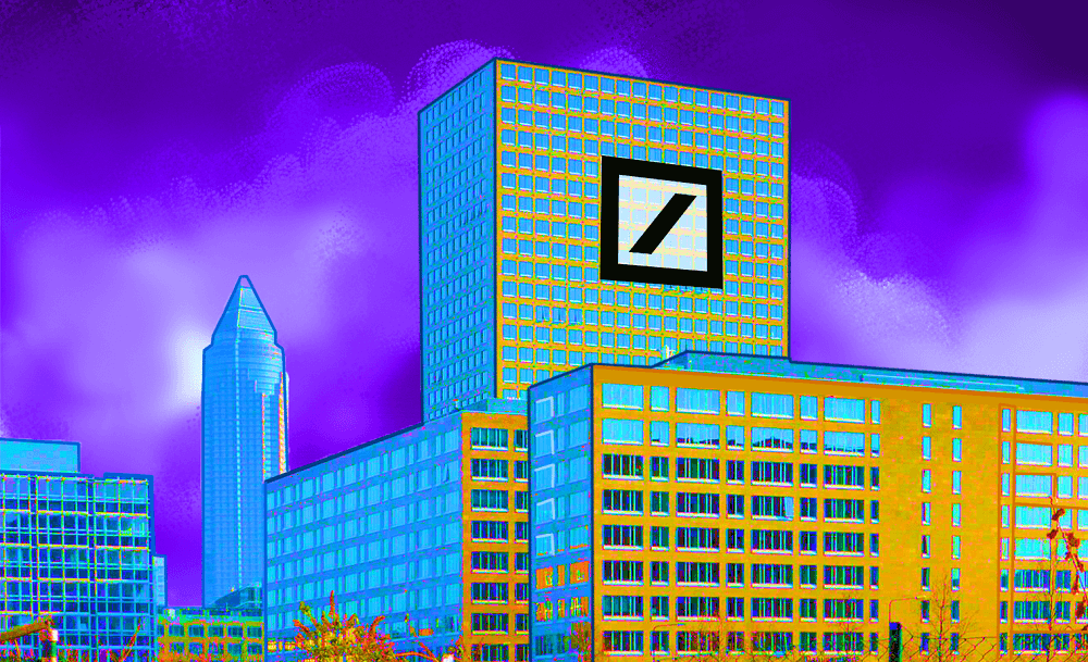 Deutsche Bank is bearish on Gold, bullish on Bitcoin