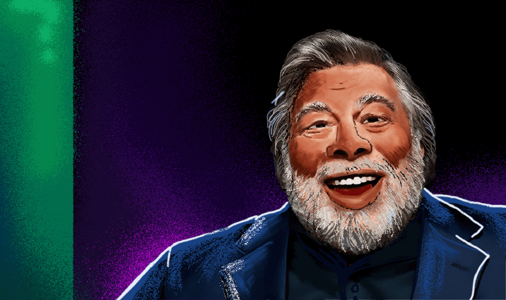 Apple co-founder Steve Wozniak launches a crypto startup to help fund green projects