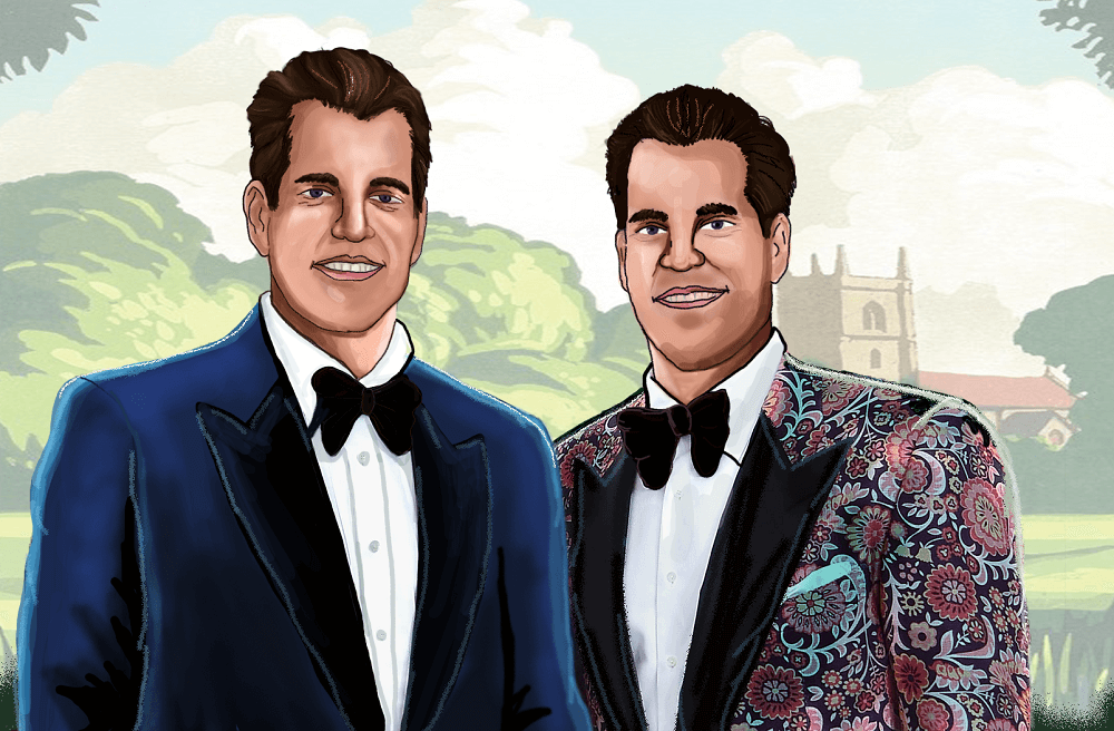 Winklevoss twins are billionaires again thanks to Bitcoin