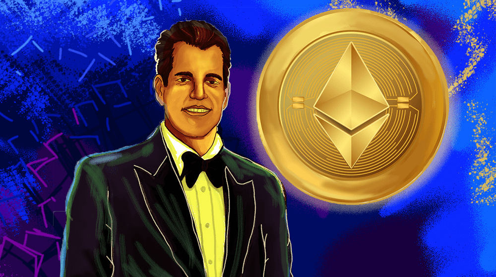 Cameron Winklevoss says Ethereum is still the most undervalued crypto asset