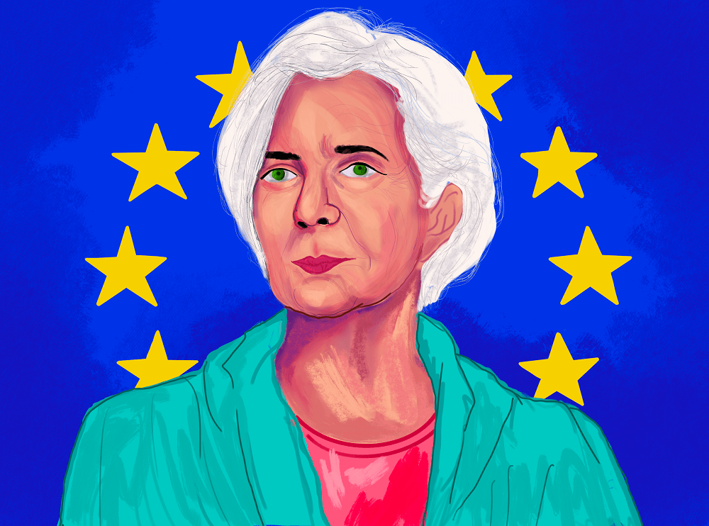 "Christine Lagarde slams Bitcoin for ""funny business"", calls for tighter regulation"