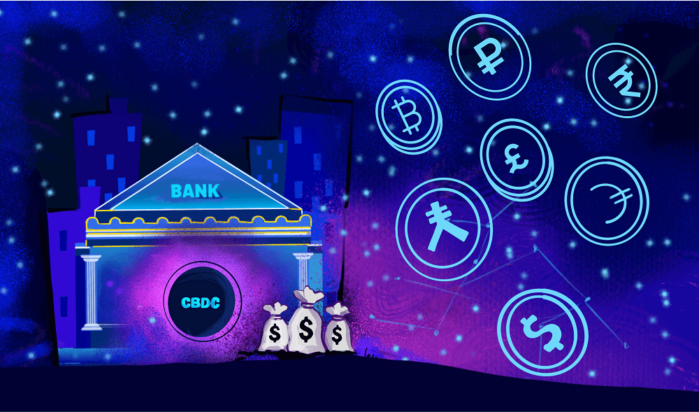 What is a central bank digital currency (CBDC)?