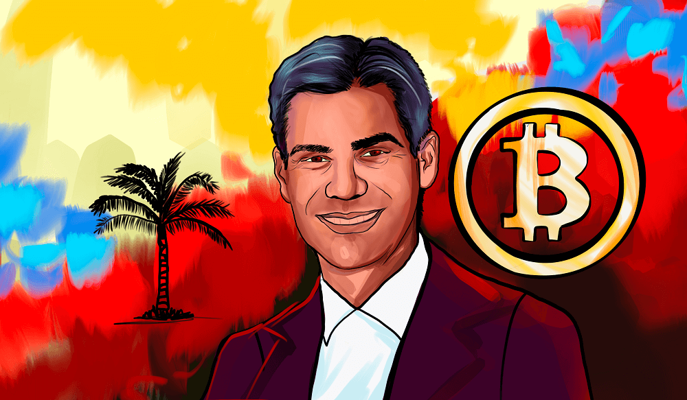 Miami Mayor Francis Suarez is leading the Bitcoin charge