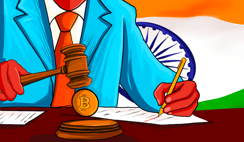 India's broad crypto ban is spooking Bitcoin investors