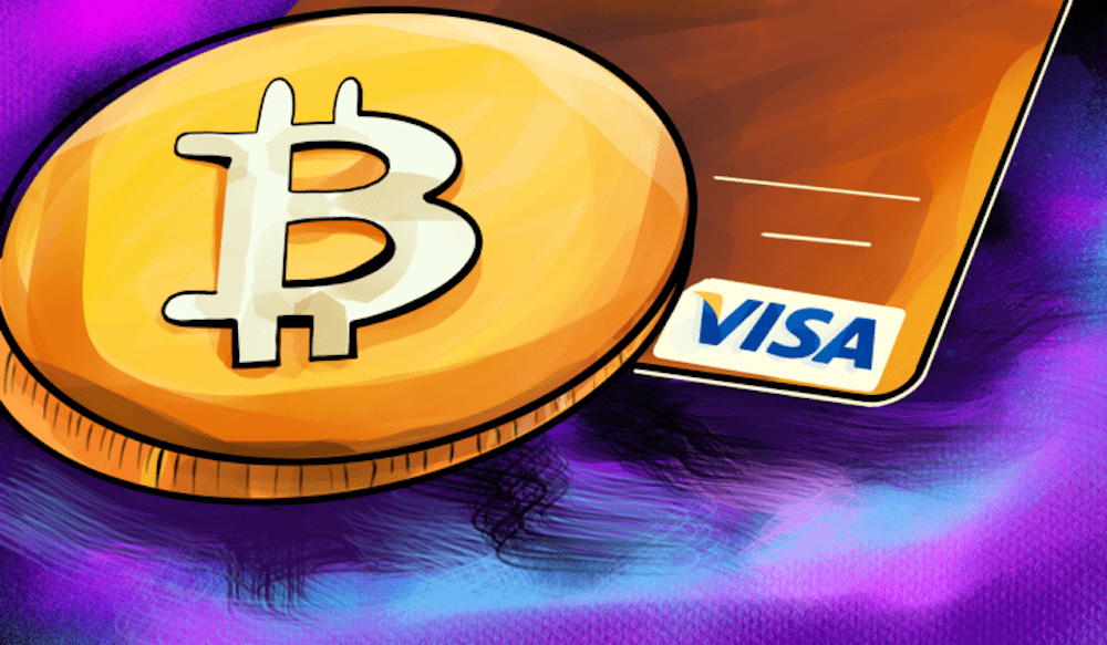 Bitcoin is everywhere Visa wants to be